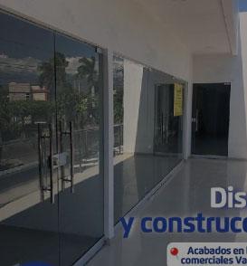 Locales barrio 12 Octubre- Remodelación y construcción