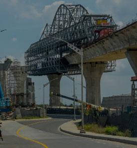 Mano de obra, construcción nuevo puente Pumarejo.